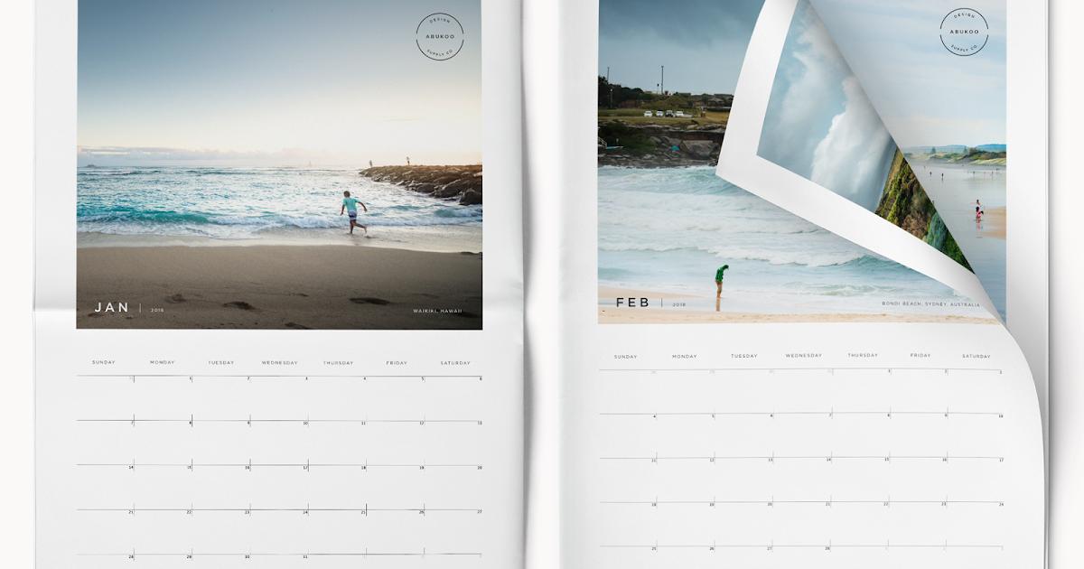 Lightroom Presets & Tutorials and Printable Calendars: Indesign ...