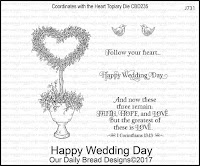 ODBD Happy Wedding Day