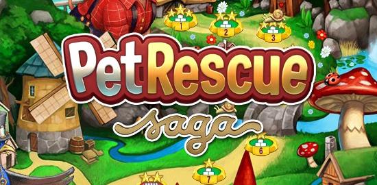 Pet Rescue Saga On Facebook