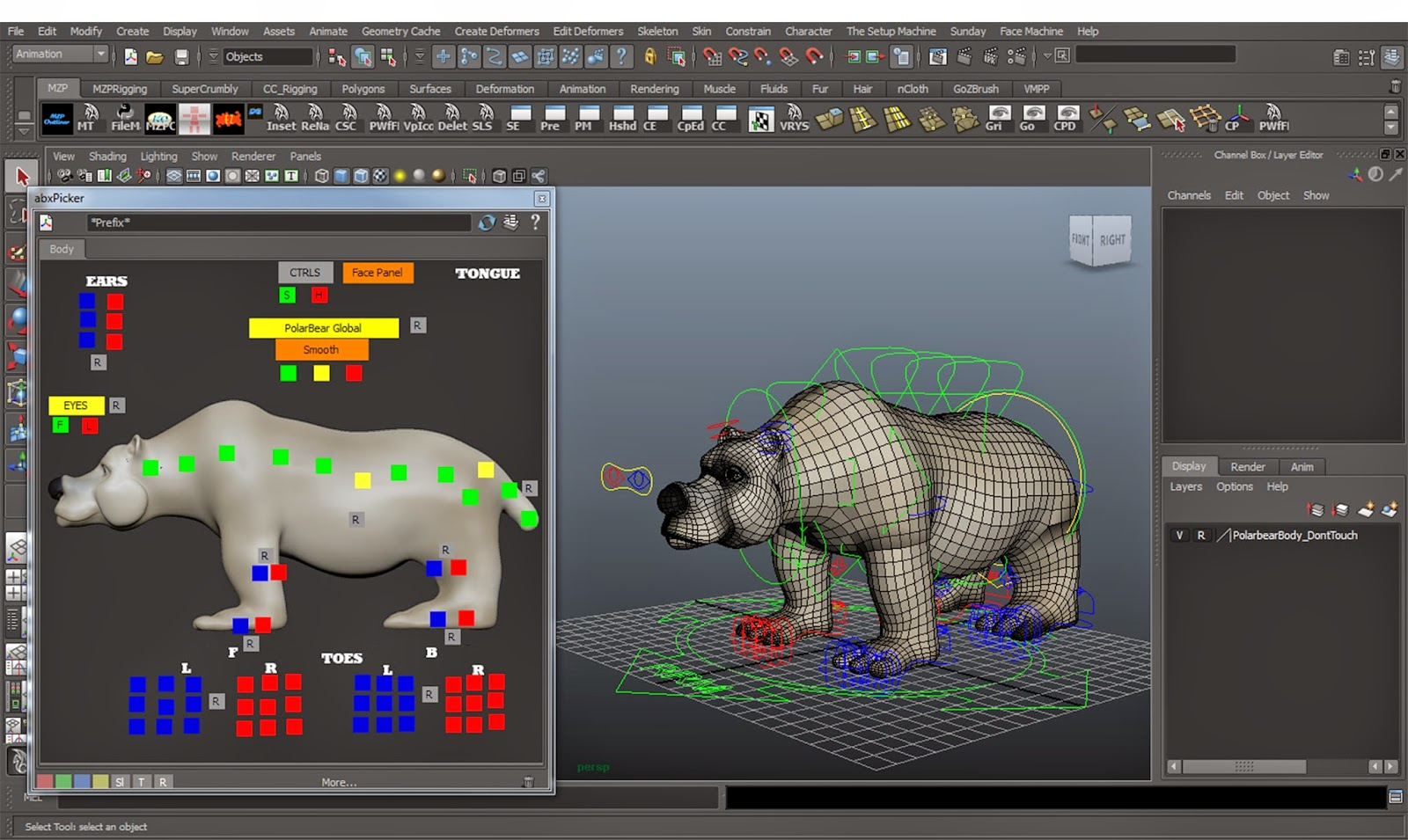 What Are You Working On? 2014 Edition - Page 219 — polycount