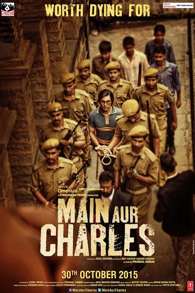 Main Aur Charles (2015) Movie Poster No. 1