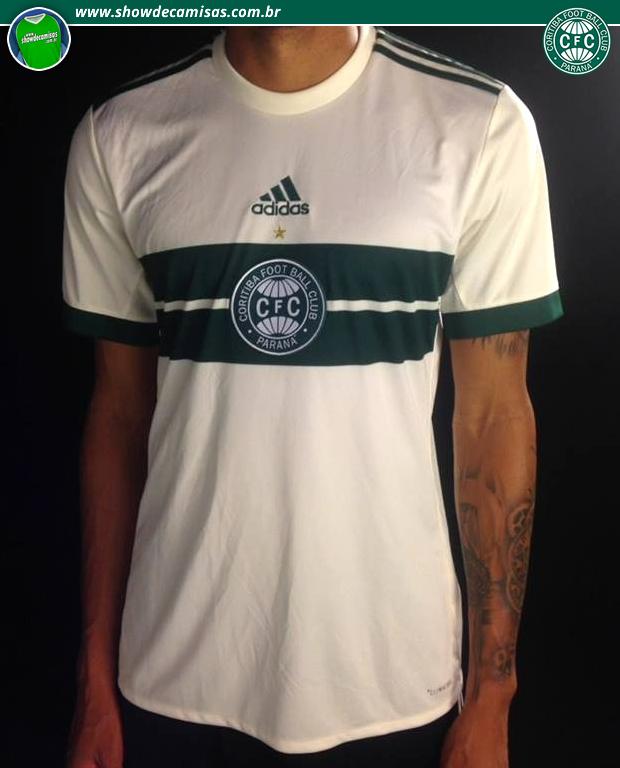bb503f98cd14a Compre camisas do Coritiba e de outros clubes e seleções de futebol, além  de vários outros artigos esportivos na Fut Fanatics.