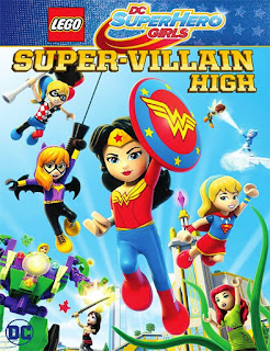 Lego DC Super Hero Girls: Instituto de supervillanos (2018)