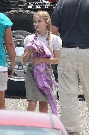 Dans Notre Petite Bulle: Le tournage d'Hunger Games a débuté !