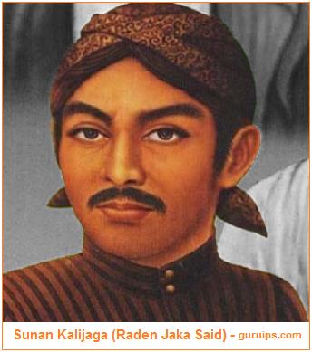 Gambar Sunan Kalijaga (Raden Jaka Said)