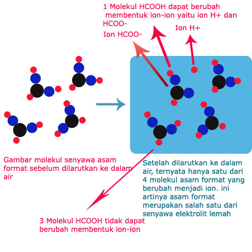 Pengertian Dan Penjelasan Mengenai Senyawa Elektrolit Kuat