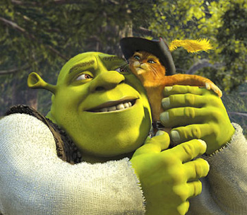 Cinemaphile Shrek 2 1 2 2004
