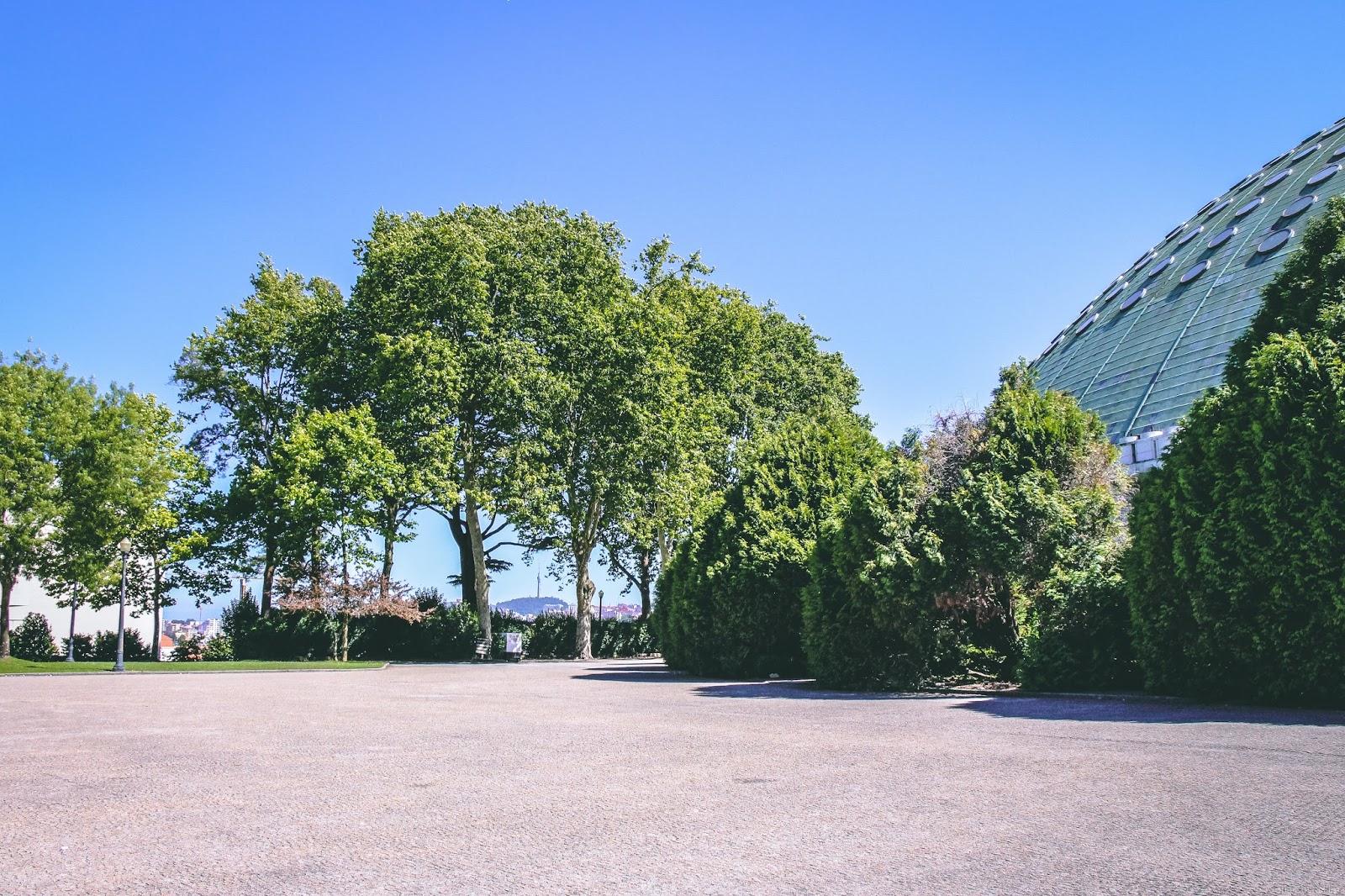 Palácio de Cristal - Porto