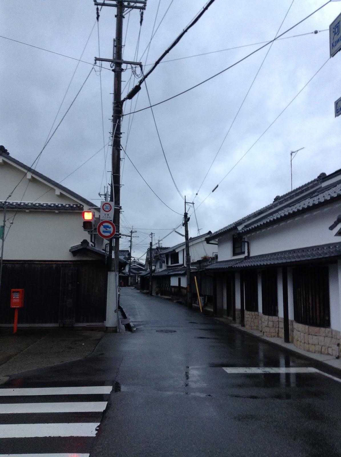 Japanese streets Tamba