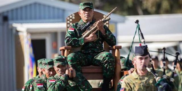 9 Kali Berturut-turut, TNI AD Sabet Juara Umum Lomba Tembak di Australia