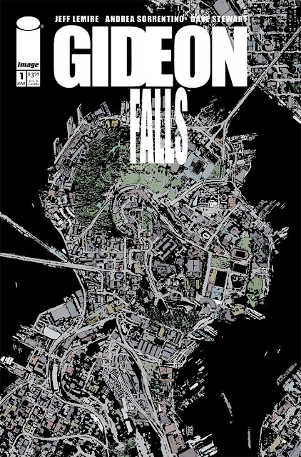 Gideon Falls, the hit comic series from New York Times best-selling writer Jeff Lemire and illustrator Andrea Sorrentino, will soon be coming to television in partnership with Hivemind