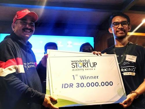Wonderful Startup Academy 2019