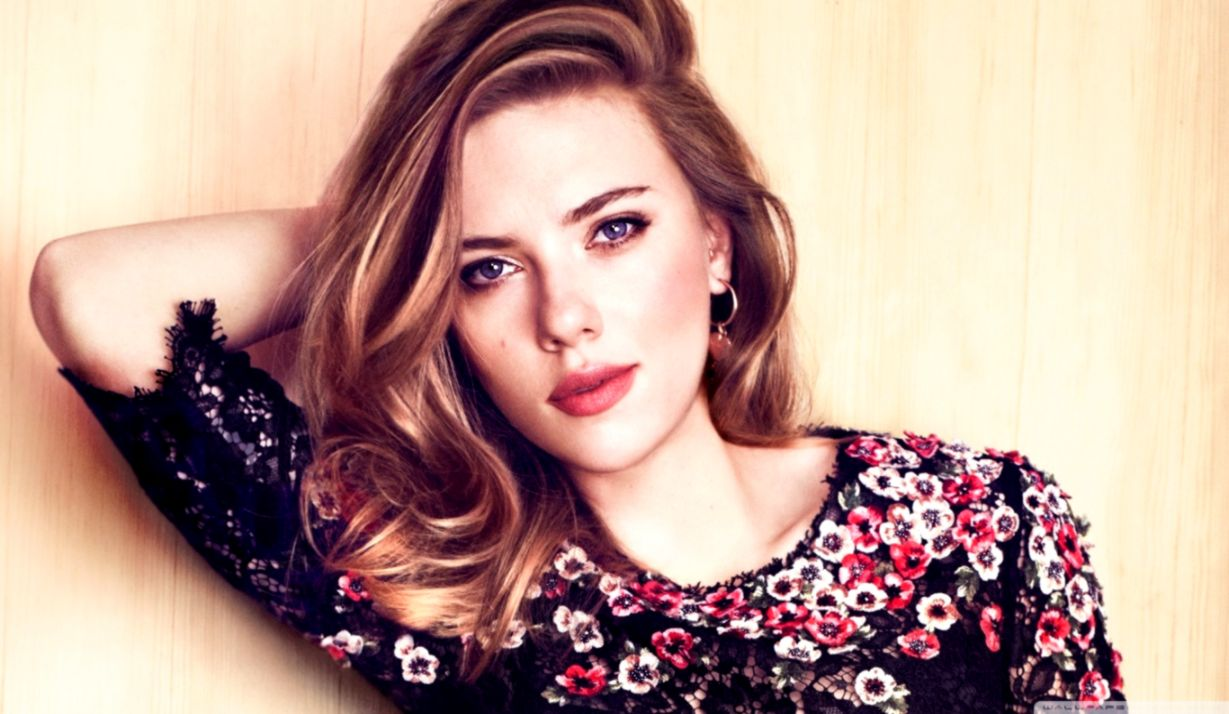 Scarlett Johansson Wallpaper | Vilma Lii - Free Wallpaper
