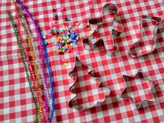 Blogmas day 18/Φτιάχνουμε εύκολα στολίδια για το δέντρο μας