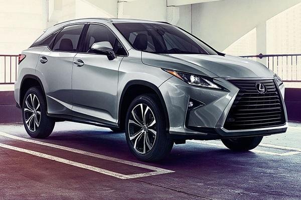 Spesifikasi dan Harga Lexus RX Terbaru 2018