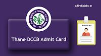 Thane DCC Bank Admit Card