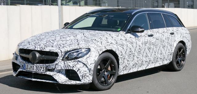 2018 Mercedes AMG E63 Black Series Review Exterior