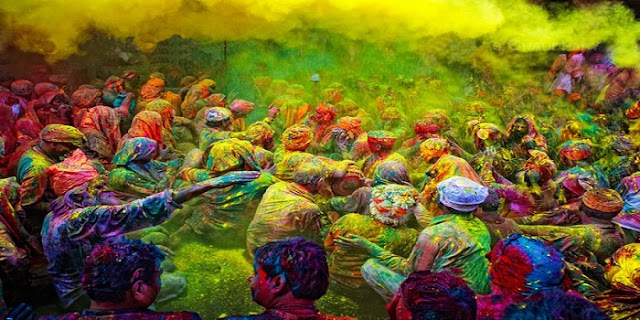 Happy Holi 2016 Pics Photo Sms Messages Free Download HD
