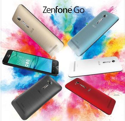 ASUS ZenFone Go Kecepatan Tinggi Hadir di Indonesia, hanya Rp1,799 Juta