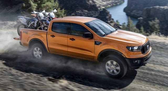 Ford, Ford Ranger, Trucks, USA