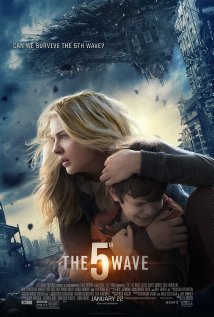 English Movie The 5th Wave Lakonan Chloë Grace Moretz, Nick Robinson, Ron Livingston, Maggie Siff, Alex Roe, Maria Bello, Maika Monroe