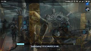 Modern Combat 5 : Blackout Game Menembak Terbaik Di Smartphone