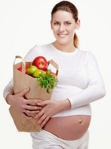 guia de alimentacion para embarazadas.