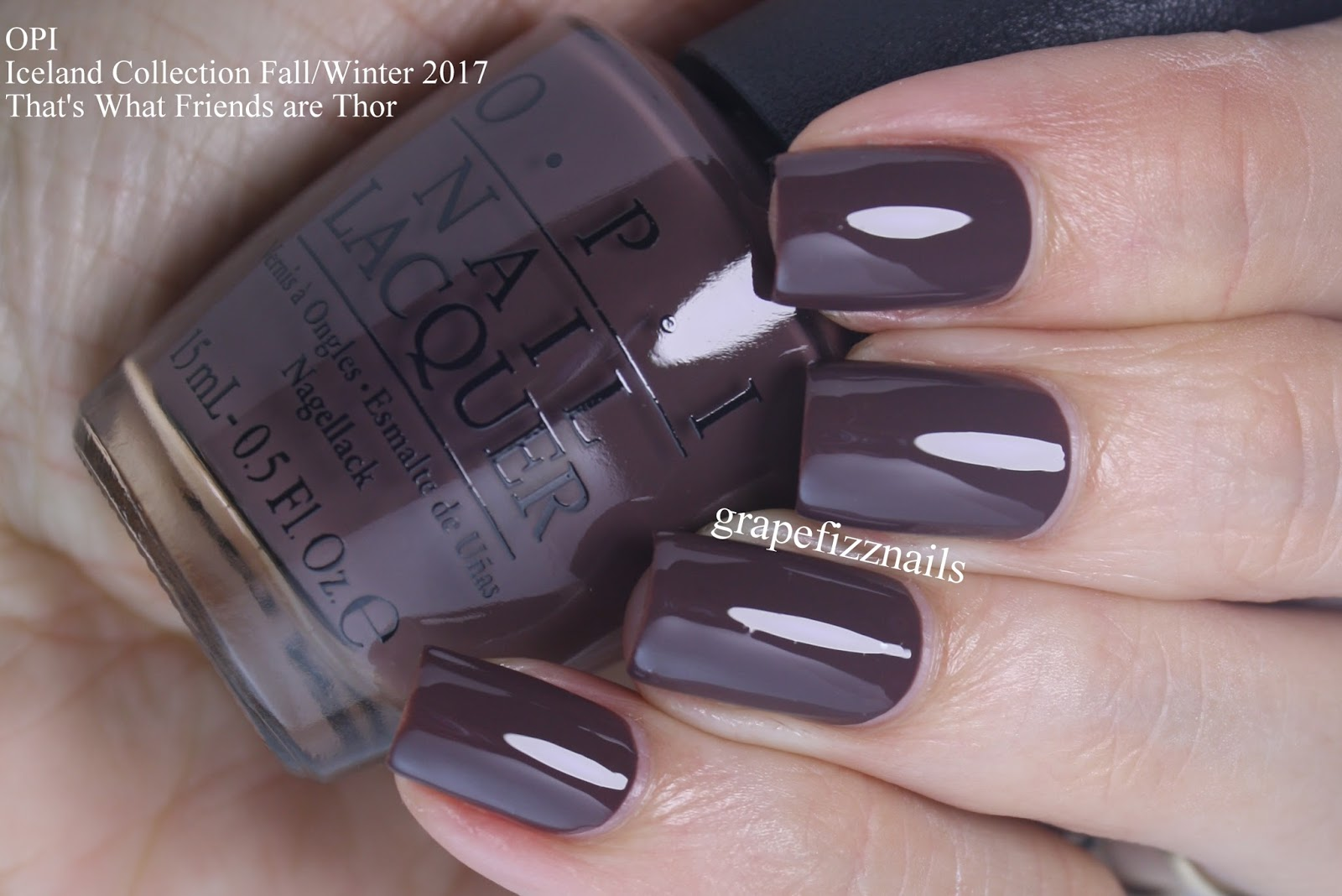 Suzi And The Arctic Fox Is One Of Those Shades That You Can T Tell If It S Purple Or Blue Grey All Three Rolled Into Polish