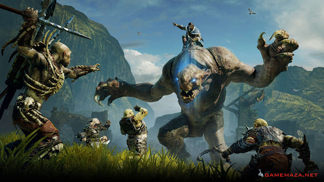 Middle Earth Shadow of Mordor Gameplay Screenshot 3