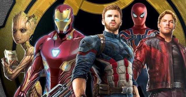 Vingadores Guerra Infinita!