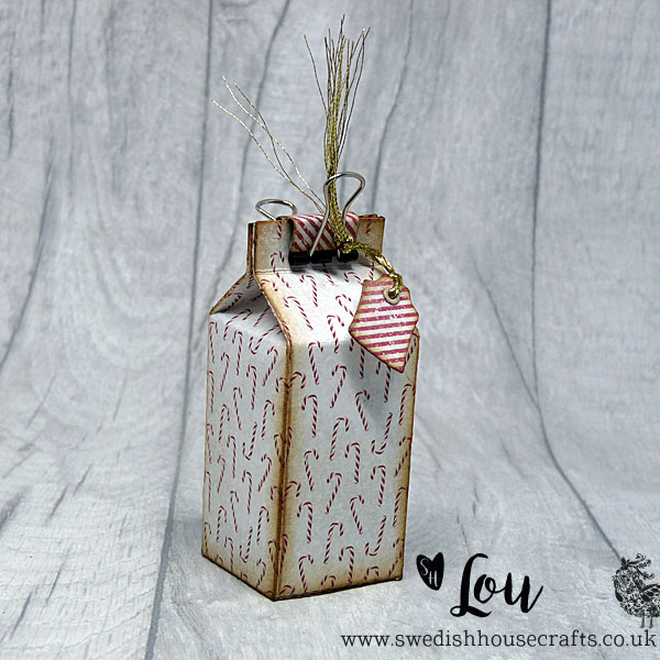 Maja Christmas carton! | By Lou