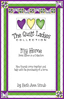 quilt pattern and story my home book 11
