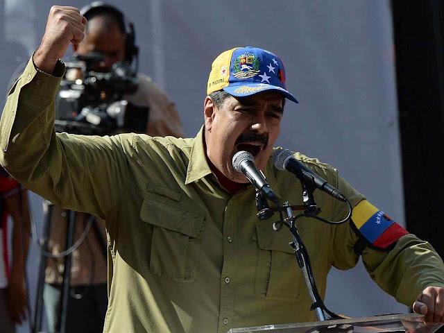 Venezuela PBI cai 48% e inflação atinge 1.000.000%. Fome causa fugas em massa.