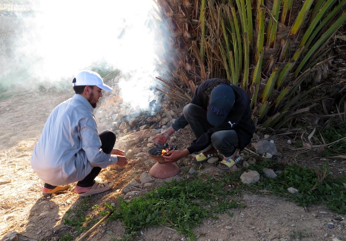 Каучсерфинг в Марокко