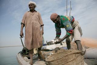 Pakistan released fisherman