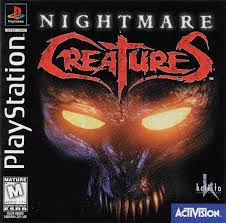 Nightmare Creatures - PS1 - ISOs Download