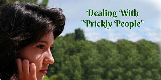 Dealing With Prickly People Biblically