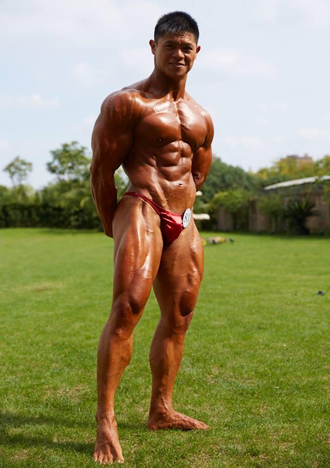taiwan muscular