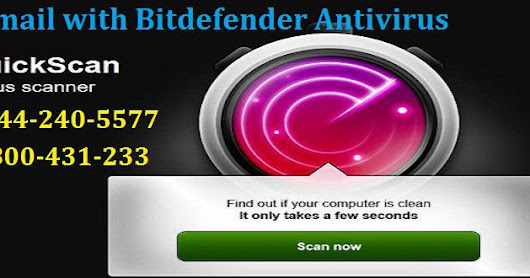 How to Scan Email with Bitdefender