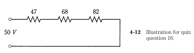 Gibilisco MCQs image for CH4 Q16