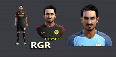 PES 2013 Facepack by Rgr DS