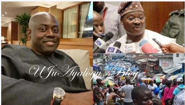 Governor Ajimobi has plunged Oyo state into paralysis with N115.9b debt profile - Makinde raises alarm