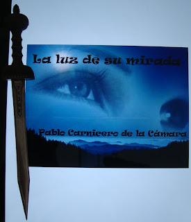 Portada del libro La luz de su mirada, de Pablo Carnicero de la Cámara