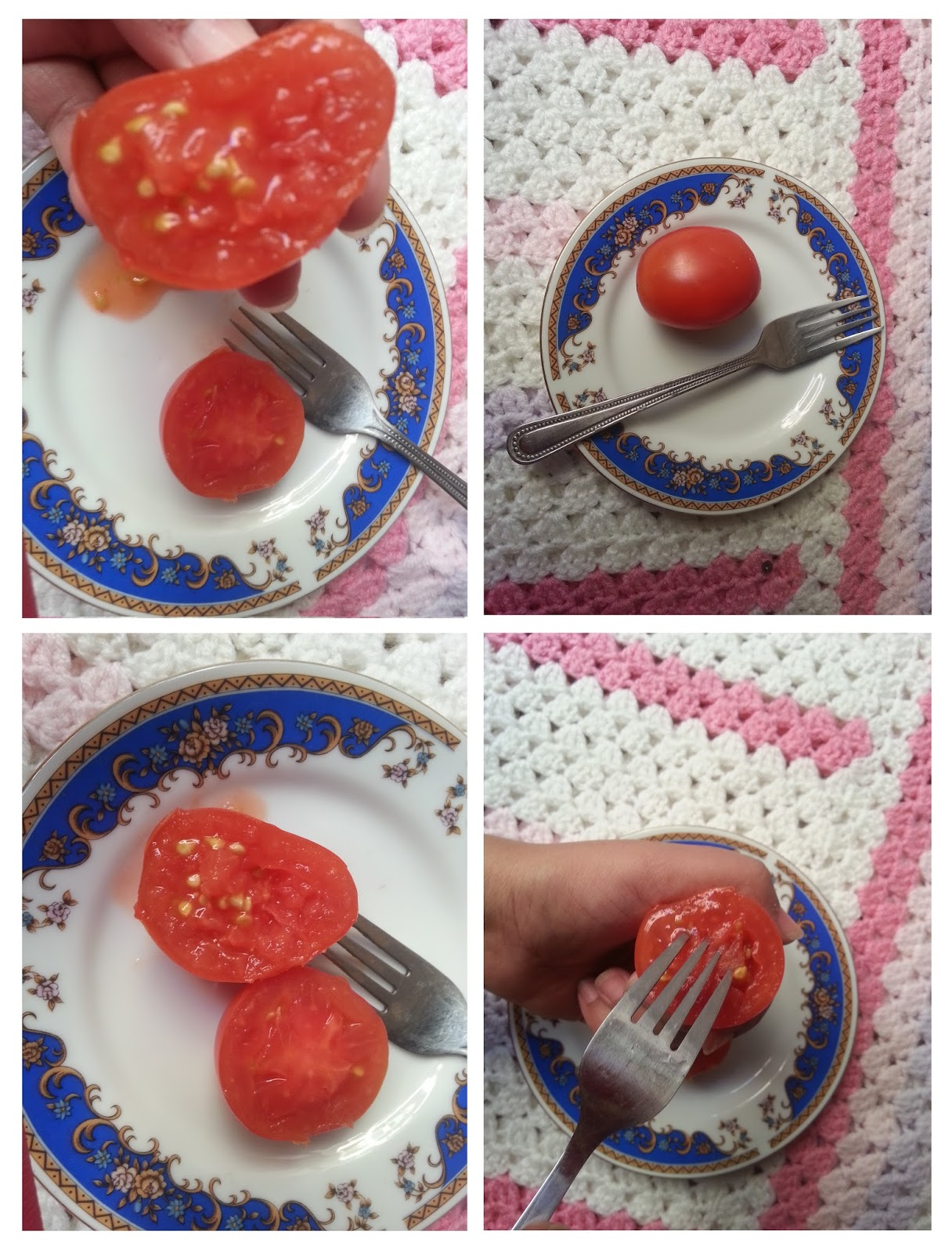 Tomato Juice Mask for combination skin type