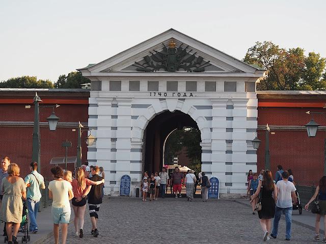 Санкт-Петербург - Петропавловская крепость (St. Petersburg - Peter and Paul Fortress)