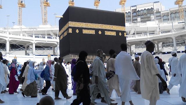 Image result for Mengapa Rasa Sihat di Mekah?