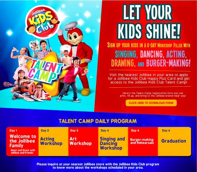 2015 Summer Workshops, Lessons, Activities, and Sports Clinics for Kids in Metro Manila
