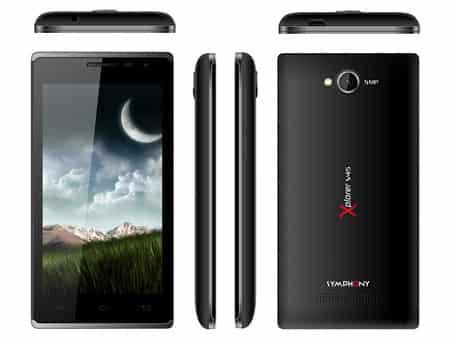 Symphony Xplorer V45 Smartphone