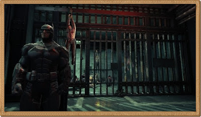 Batman Arkham Origins Games Screenshots