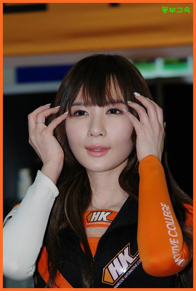 xxx nude girls: Lee Yeon Ah - Automotive Week 2012